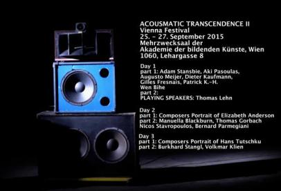 The Electroacoustic Project