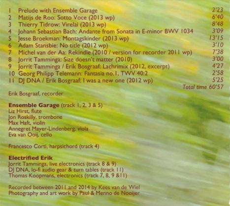 Bosgraaf CD back