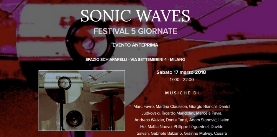 Sonic Waves