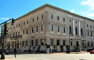 New England Conservatory of Music - Boston MA