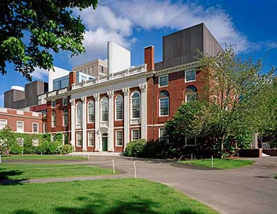 Harvard music-building