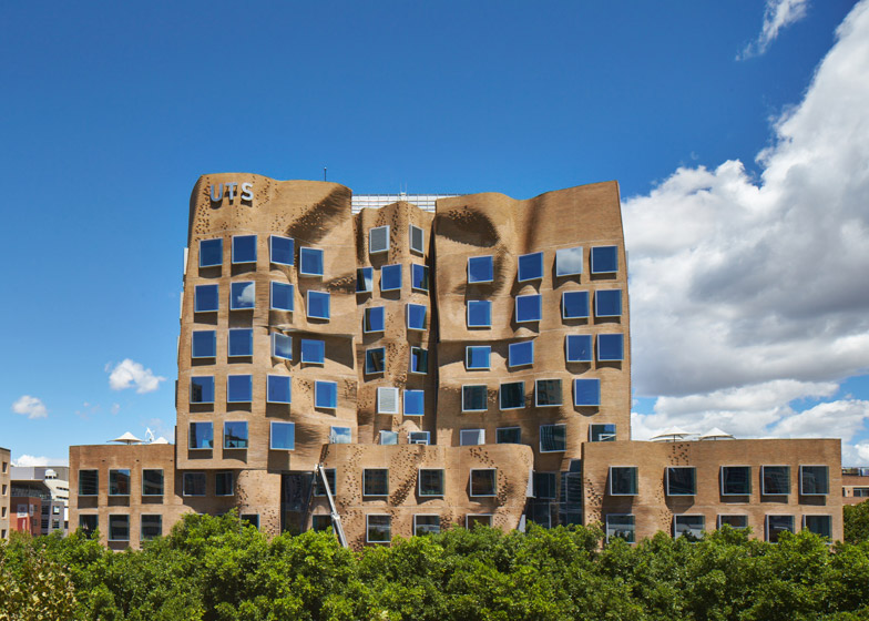 Gehry Building UTS