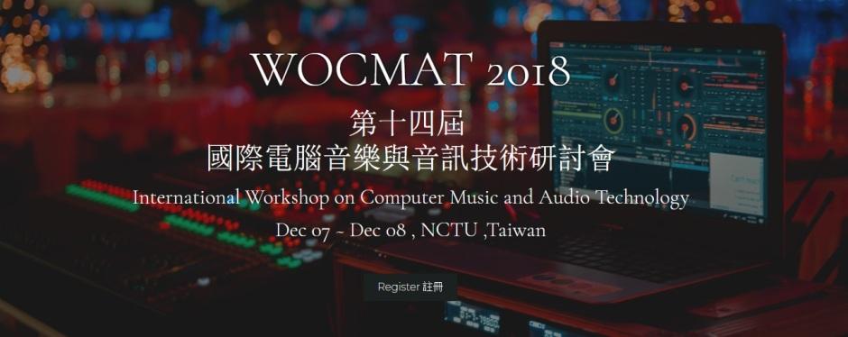 WOCMAT 2018